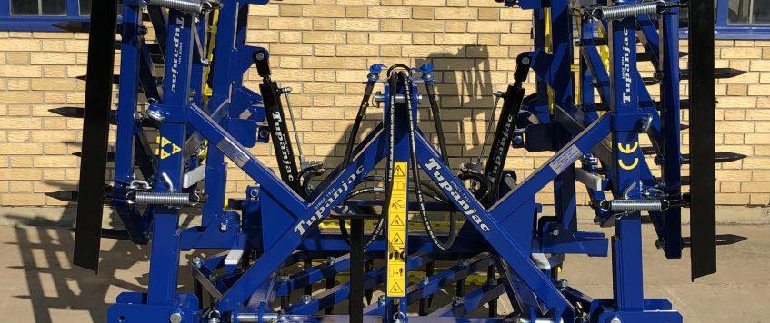 Poluteska drljaca radnog zahvata 3,8 metara