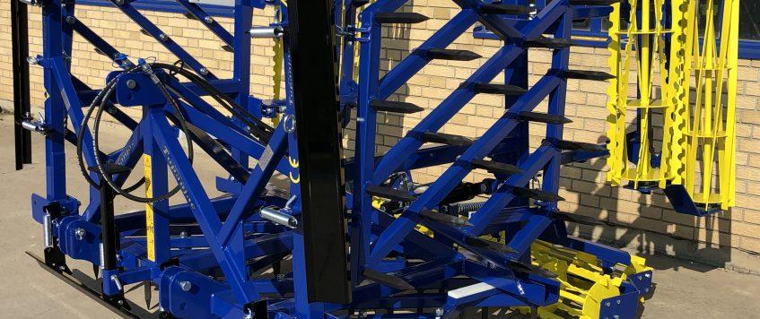 Poluteska drljaca radnog zahvata 4,4 metara