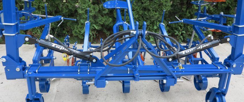 Međuredni kultivator – špartač 12 redi sa hidraulikom (za repu) 3