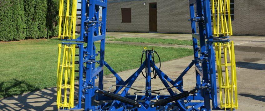 Poluteška drljača – 6 krila (6,3 metara zahvata)