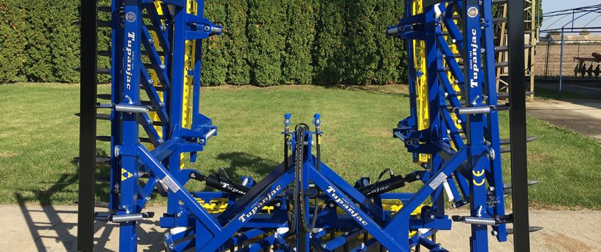 Poluteška drljača 5,2 m sa duplim rotorima