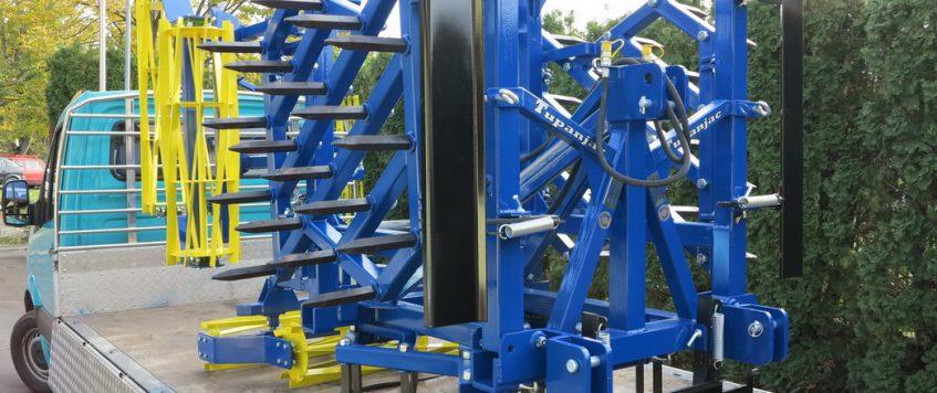 Teška drljača 3 krila sa hidraulikom – radna širina 3,3 m4