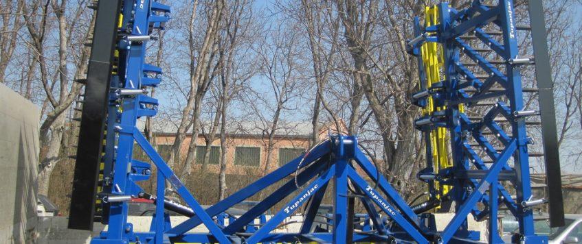 Teška drljača 7 krila – radna širina 7,7 m2