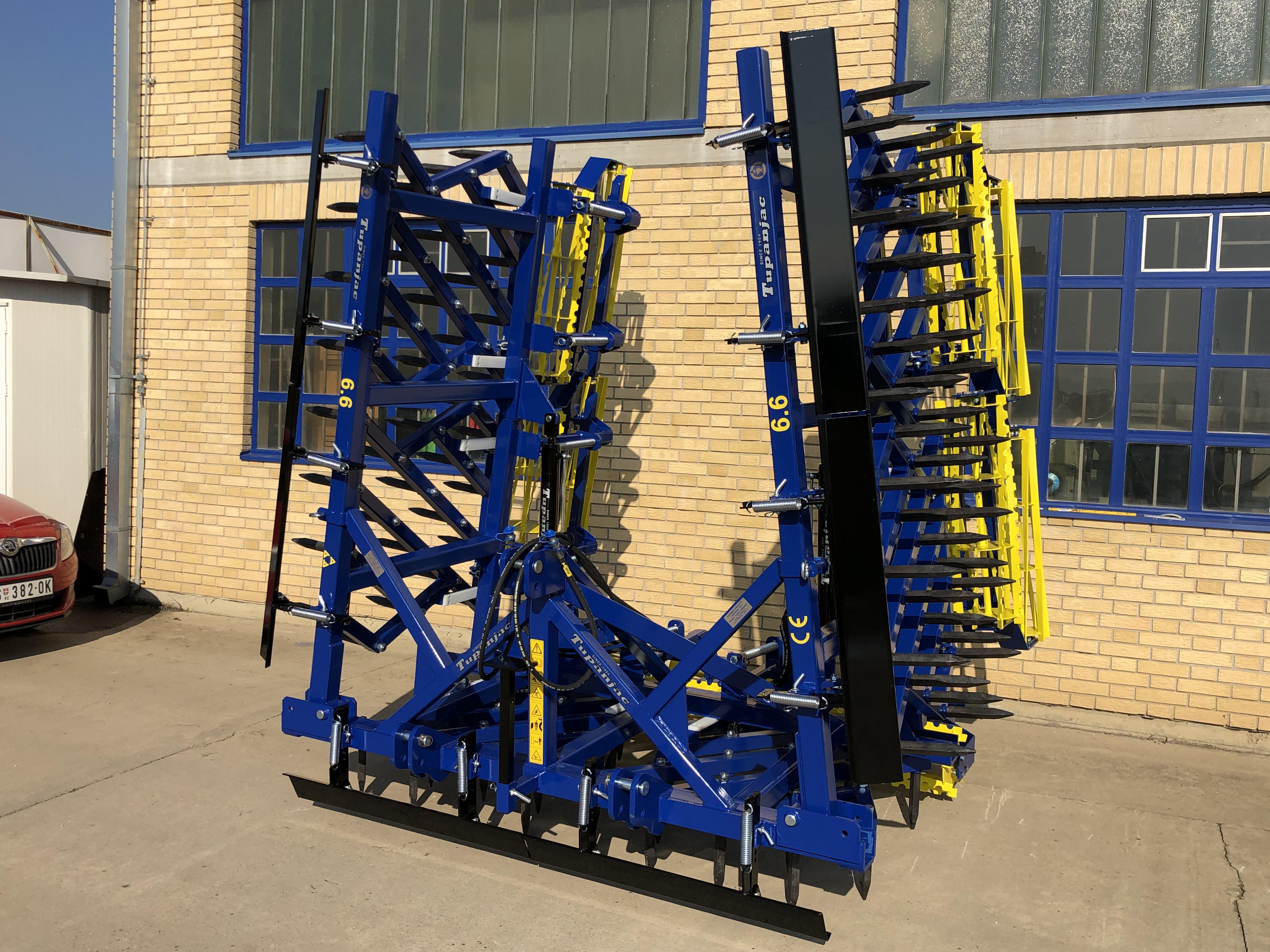 Teska drljaca radnog zahvata 6,6 metara